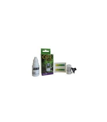 Test CO2 con ampolleta de plastico - Aquili