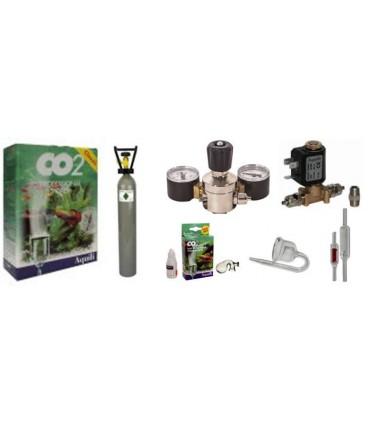 Kit CO2 Profesional+ Recargable 2Kg