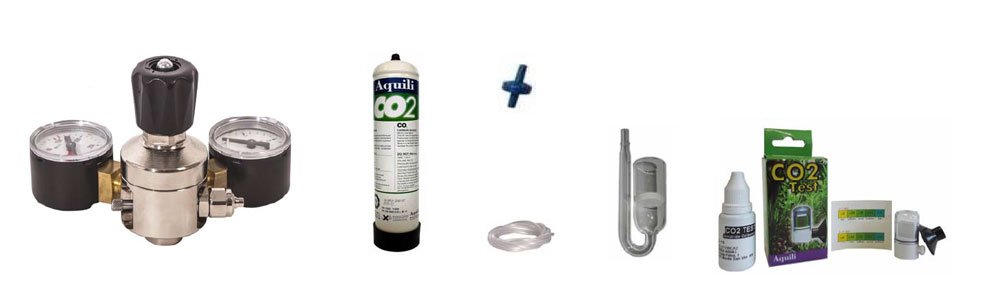 Kit co2 acuario