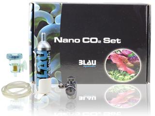 kit co2 nano blau