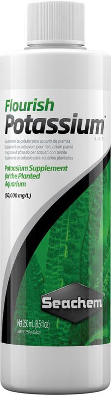 Seachem flourish potasio