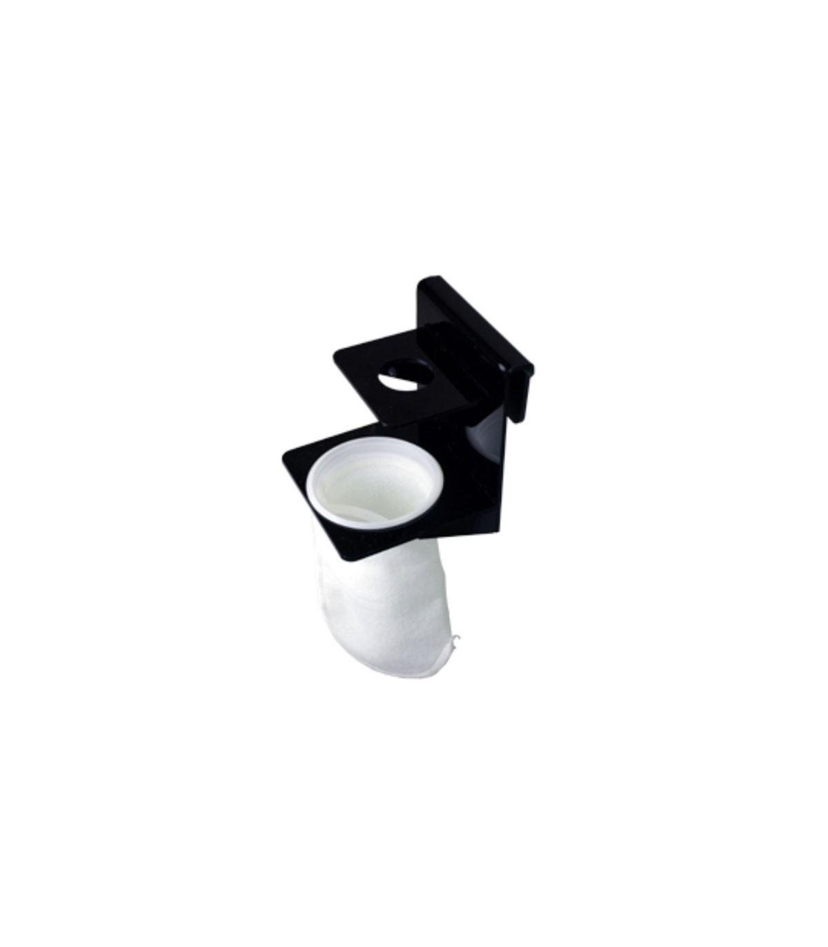 filtro calcetin acuario marino